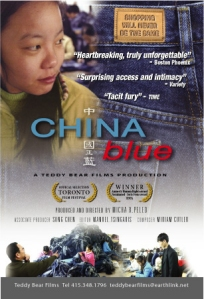 China Blue - the doco
