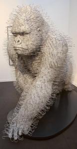david-mach-coat-hanger-gorilla